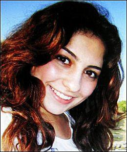 DREPT: Gizem Dogan ble drept på Utøya 22. juli. Hun ble 17 år. Foto: PRIVAT