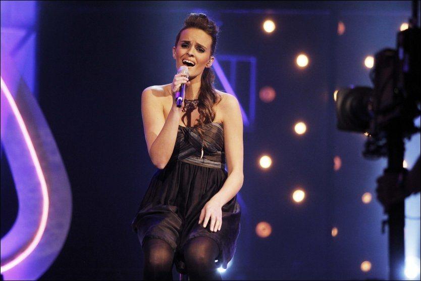 FINALEKLAR: Jenny Langlo fikk massiv skryt for sine fremførelser i «Idol»-semifinalen. Foto: Frode Hansen, VG.