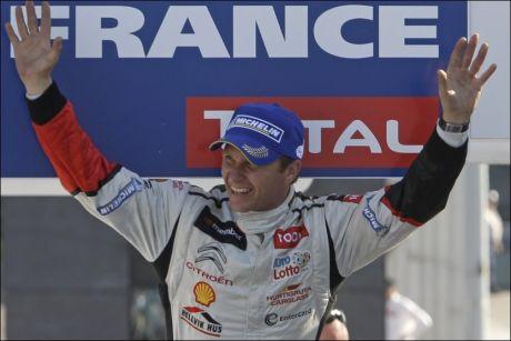 TILBAKE TIL START: Petter Solberg skal kjøre for Ford - der han startet på slutten av 90-tallet. Foto: AP