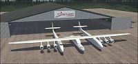 Vil lage verdens bredeste fly til romturisme