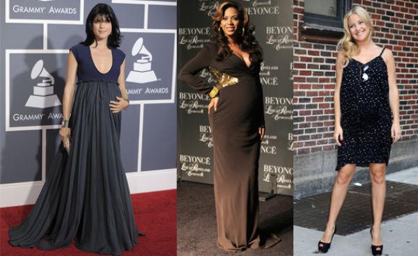 Korte kjoler på gravide mager | camillapihl.no | Bloglovin'