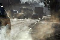 Dieselbiler skyld i økende forurensing