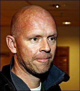 SPENT: Henning Berg er spent på resultatet av rasismesaken mot John Terry, etter gårsdagens dom av Luis Suarez. Foto: Knut Erik Knudsen, VG