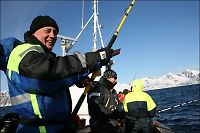 Fast fisk for Turist-Norge