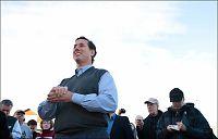 Rick Santorum kan vinne Iowa