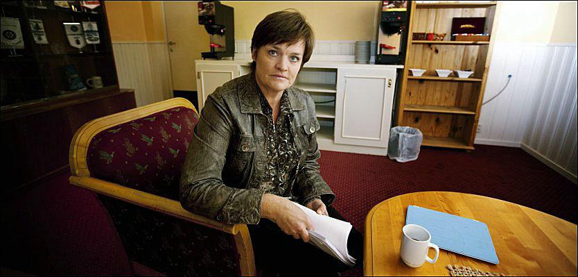 VIL HA NY: Bistandsadvokat Mette Yvonne Larsen ønsker en ny rettspsykiatrisk vurdering av Anders Behring Breivik, og vil vurdere både norske og utenlandske navn å spille inn. Foto: GEIR OLSEN