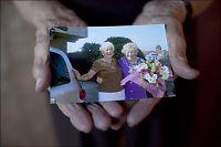 Mor og datter gjenforent etter 77 år