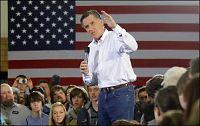 Romney: - Europa må klare seg selv