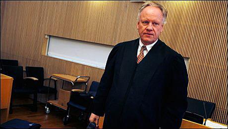 UBEGRIPELIG: Advokat Sigurd Klomsæt bruker sterke ord om den rettpsykiatriske vurderingen av Anders Behring Breivik. - Er dette nivået for denne typen konklusjoner, sitter det mange justismorddømte i norske fengsler. Foto: PETTER EMIL WIKØREN
