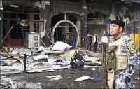 Over 70 drept i angrep i Irak