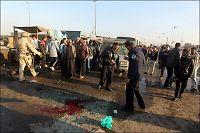 21 drept av bomber i Bagdad