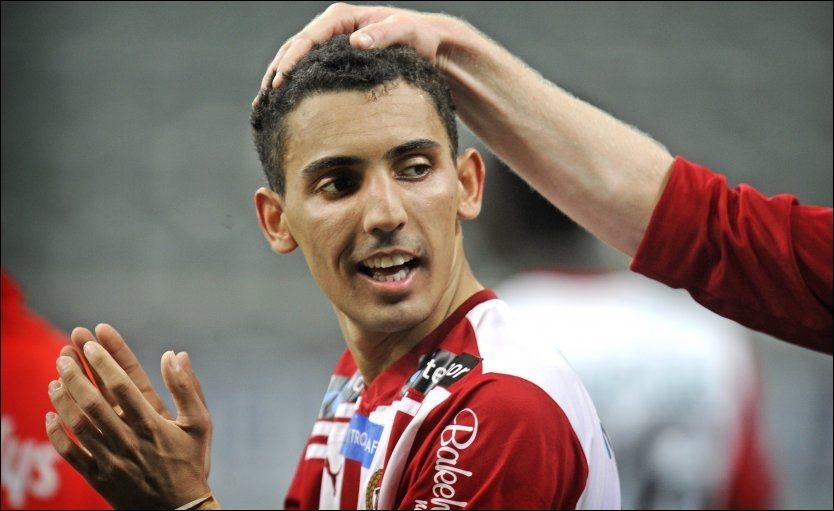 HET: Mustafa Abdellaoue gjorde seg ettertraktet etter den gode innsatsen i Tromsø-trøya. Her fra 4-2-seieren over Stabæk i fjor. Foto: Bjørn S. Delebekk, VG