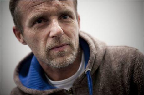 FORFATTER: Jo Nesbø selv vet ikke hvordan Harry Hole ser ut. Foto: Terje Bringedal/VG