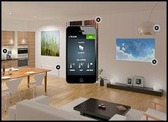 xComfort har et system du kan styre med telefonen. Det blir en relativt stor investering.