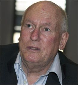 RYKTES FORBANNET: LO-leder Roar Flåthen skal ha kontaktet statsminister Jens Stoltenberg etter ryktene om Giskes uttalelser ble gjort kjent. Foto: Morten Holm, Scanpix