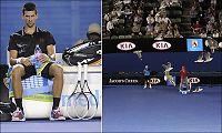 Tennisstjernene rammes av «fugleforbannelse»