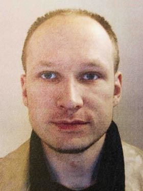 MASSEDRAPSMANN: Anders Behring Breivik. Foto: Frode Hansen, VG