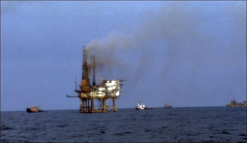 60 UTVINNINGSTILLATELSER: Nye oljefunn i Norge gjør at vi i år setter ny rekord i letetillatelser. Foto: SCANPIX