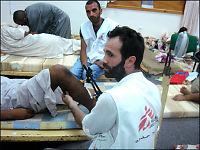 Slår alarm om Libya-tortur