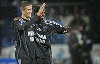 Henriksen og Bakenga selges til Club Brugge