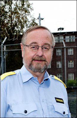 - SOM HAN SELV SA: Ila-direktør Knut Bjarkeid sier Breivik oppfører seg nøyaktig slik han beskriver i sitt eget 1500-siders manifest innenfor murene i fengselet. FOTO: Espen Braata/ VG