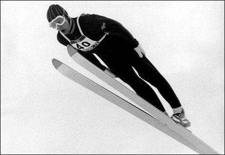 NUMMER FIRE: Ingolf Mork ble nummer fire i OL i Sapporo i 1972. Foto: Scanpix