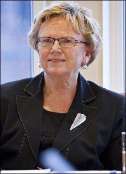 SKAL RYDDE OPP: Samferdselsminister Magnhild Meltveit Kleppa. Foto: Scanpix