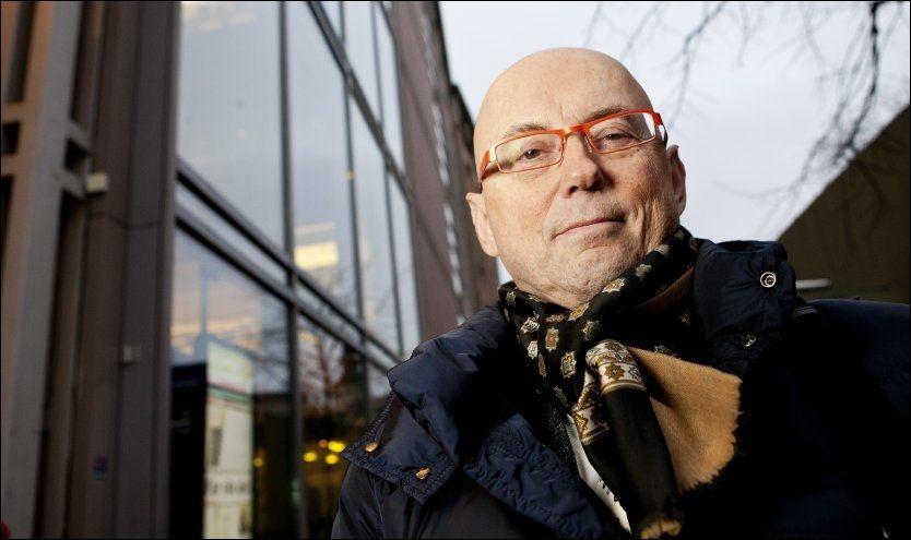 SKEPTISK: - Personlig mener jeg Breivik har personlighetsforstyrrelser, men jeg ser ingen tegn til psykose eller annen psykiatrisk sykdom, sier psykiater Henning Værøy. Foto: Tore Meek/Scanpix