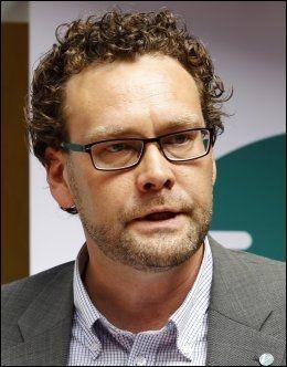 SIKTET: Helge Solum Larsen, nestleder i Venstre, trekker seg etter at han ble anmeldt for voldtekt av en jente i slutten av tenårene. Foto: Scanpix