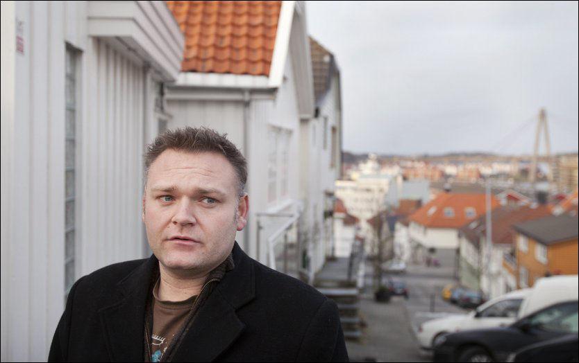 SVARER PÅ TILTALEN: Trond Birkedal forklarer seg onsdag i straffesaken mot ham. Foto: Marie von Krogh/VG