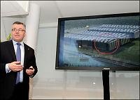 Bygger gigantisk datasenter i Norge