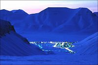 Svalbard på charter-kartet