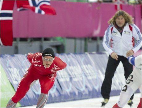 Bøkko på femteplass i Vikingskipet