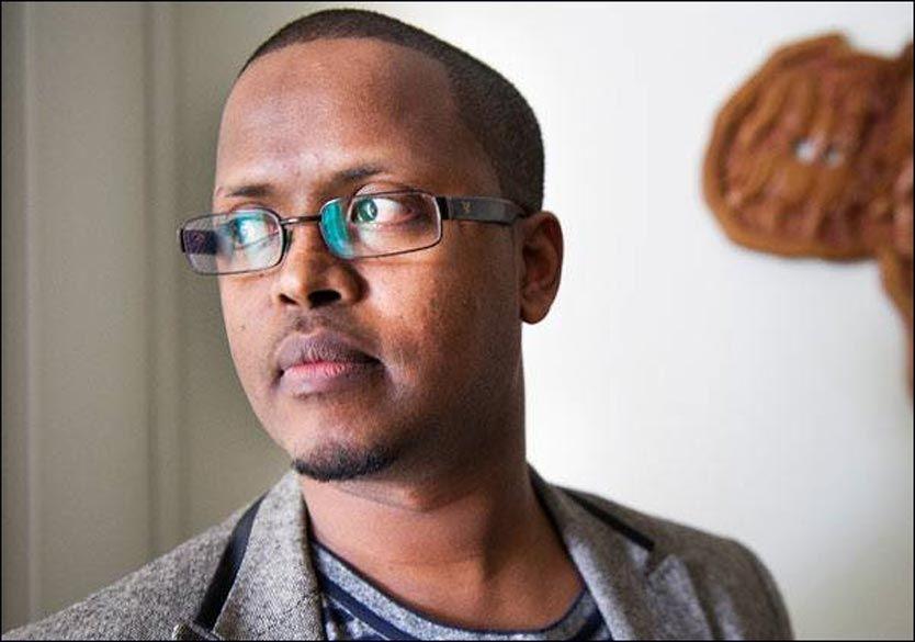TURIST: På grunn av «feil» navn, må svenske Abdifatah «Abdi» Ahmed Mohamed i stedet tilbringe ferien hjemme i Sverige. Foto: SUSANNE FORSELL/Aftonbladet
