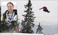 Snowboardekspert: Skudd for baugen at favoritten røk