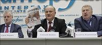 Presidentrivaler tror på styrt Putin-lekkasje