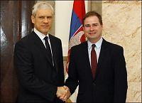 Serbia tar et skritt nærmere EU