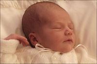 Her er endelig bilde av lille prinsesse Estelle
