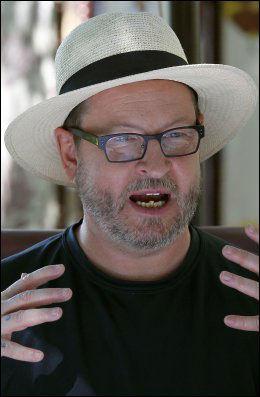 BRUKT I STYKKET: Filmskaper Lars von Trier. Foto: Ap