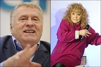 Russisk presidentkandidat skjelte ut kjendis