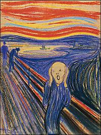 Første gang noensinne: Du kan vedde på Munchs «Skrik»
