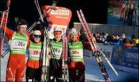 Norge jublet for gull etter arrangørtabbe