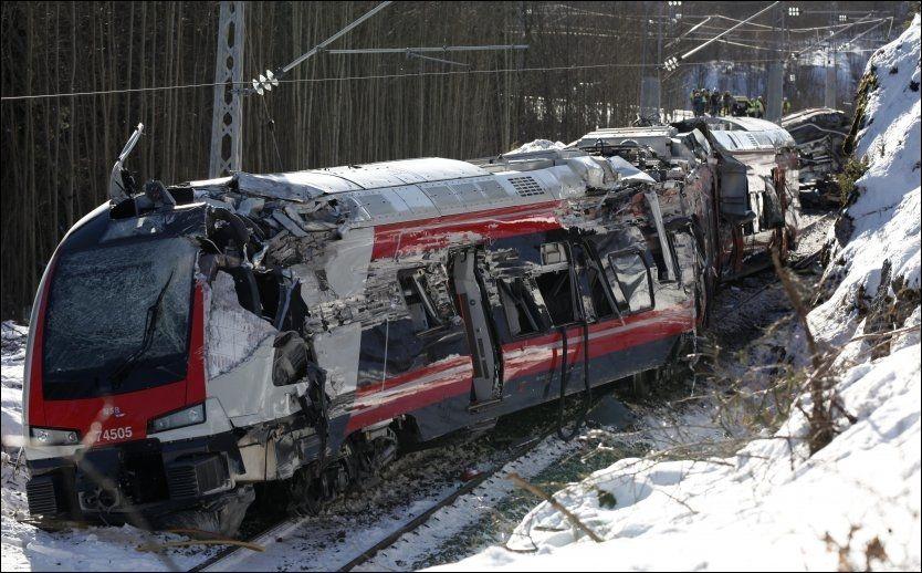 Ny siktelse etter NSB-ulykken i Vestfold