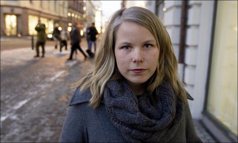 GÅR AV: Kirsti Bergstø har fått avskjed i nåde som statssekretær i Barne- og likestillingsdepartementet. Foto: Roger Neumann/VG