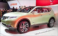 Se, en syvseter-SUV fra Nissan