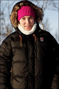 TV-KLAR: Cecilie Carolina Nøstvik Larsen (26). Foto: TV3
