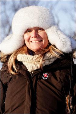 OGSÅ TV-KLAR: Mamma Liss-Mari Larsen (45). Foto: TV3