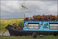 Stress ned på kanalferie i England
