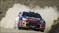 Loeb leder i Rally Mexico