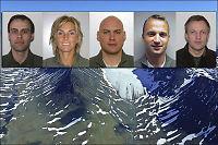 Dette er de savnede etter flyulykken